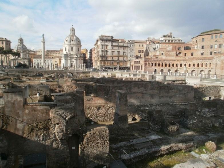 forum trajana rzym