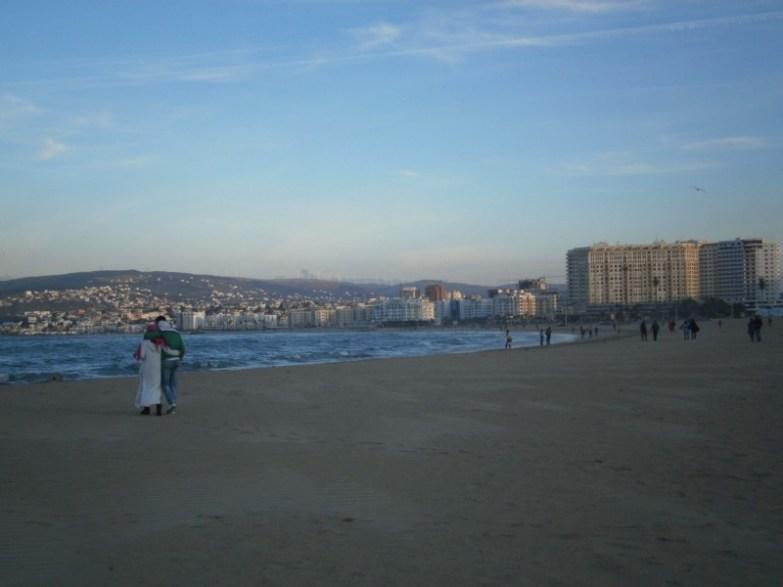 Tanger morze