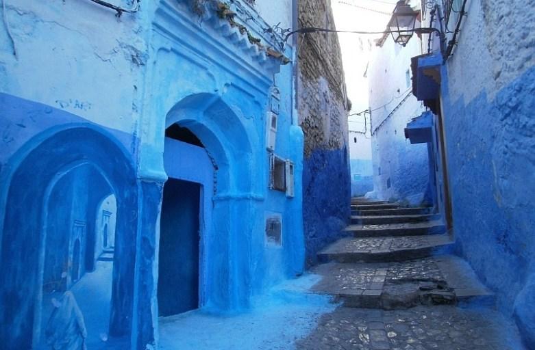 chafchouen maroko
