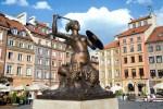 Syrenka Warszawska. Historia i symbolika