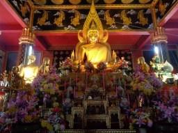 Tajska świątynia