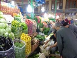 Bazar w Teheranie