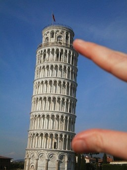 Krzywa Wieża w Pizie