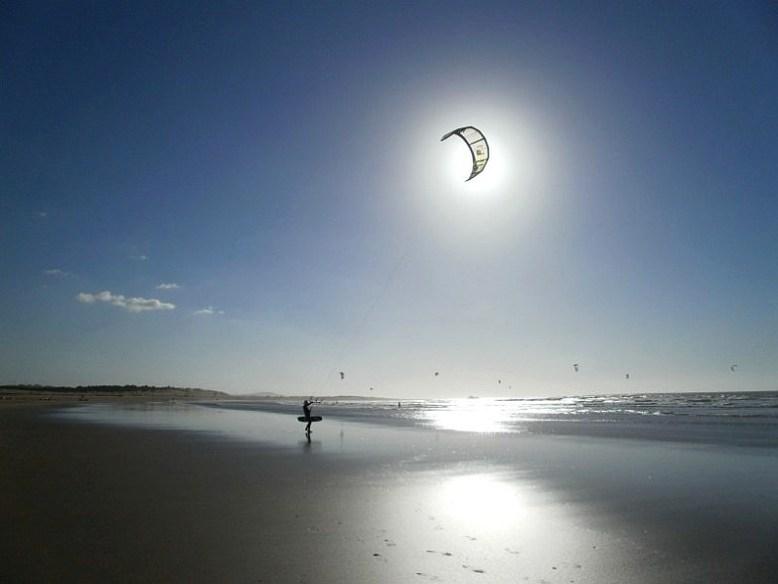 Plaża w Essaouira