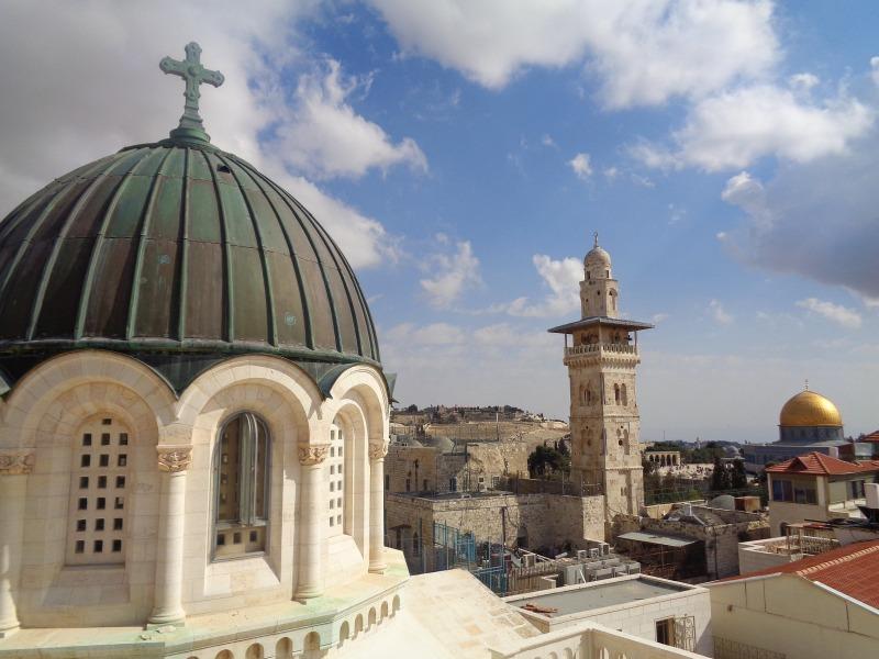 Krótki przewodnik po Izraelu i Palestynie