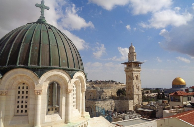 przewodnik po izraelu i palestynie