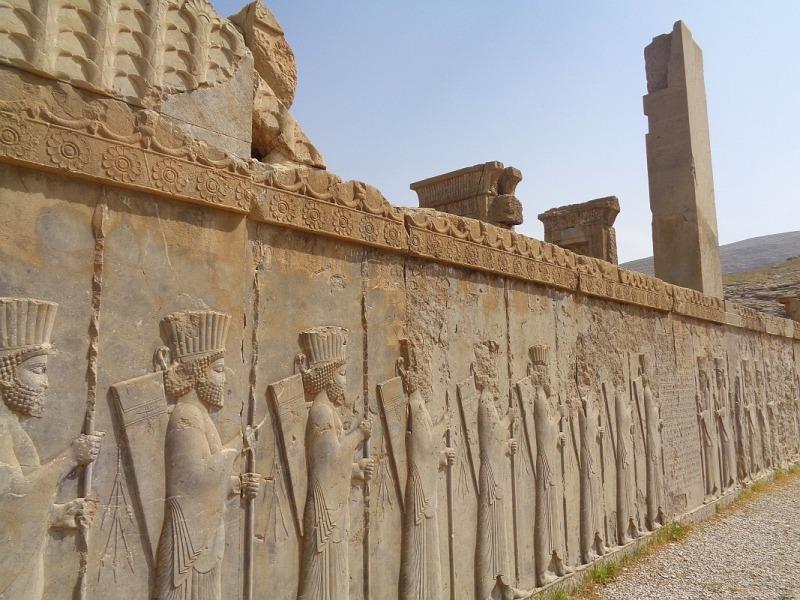 Persepolis – starożytna stolica perskiego imperium