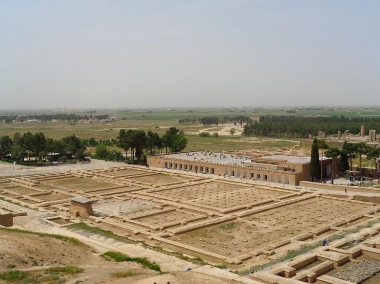 panorama persepolis