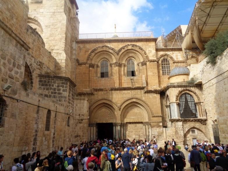 Bazylika Grobu Świętego Jerozolima