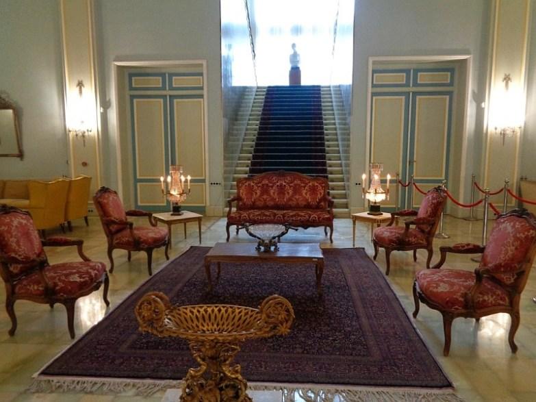 Biały Pałac Teheran