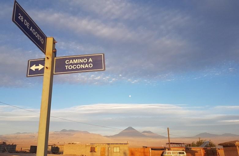 San Pedro de Atacama. Kurort na chilijskiej pustyni