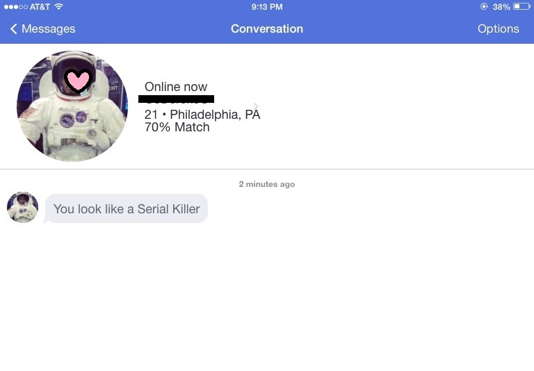 That's sweet of you to say.  And now I am rethinking all of my profile pictures.  So thanks for that, Guy.