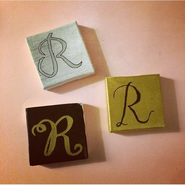 """R"" is for really trying to avoid solitude."