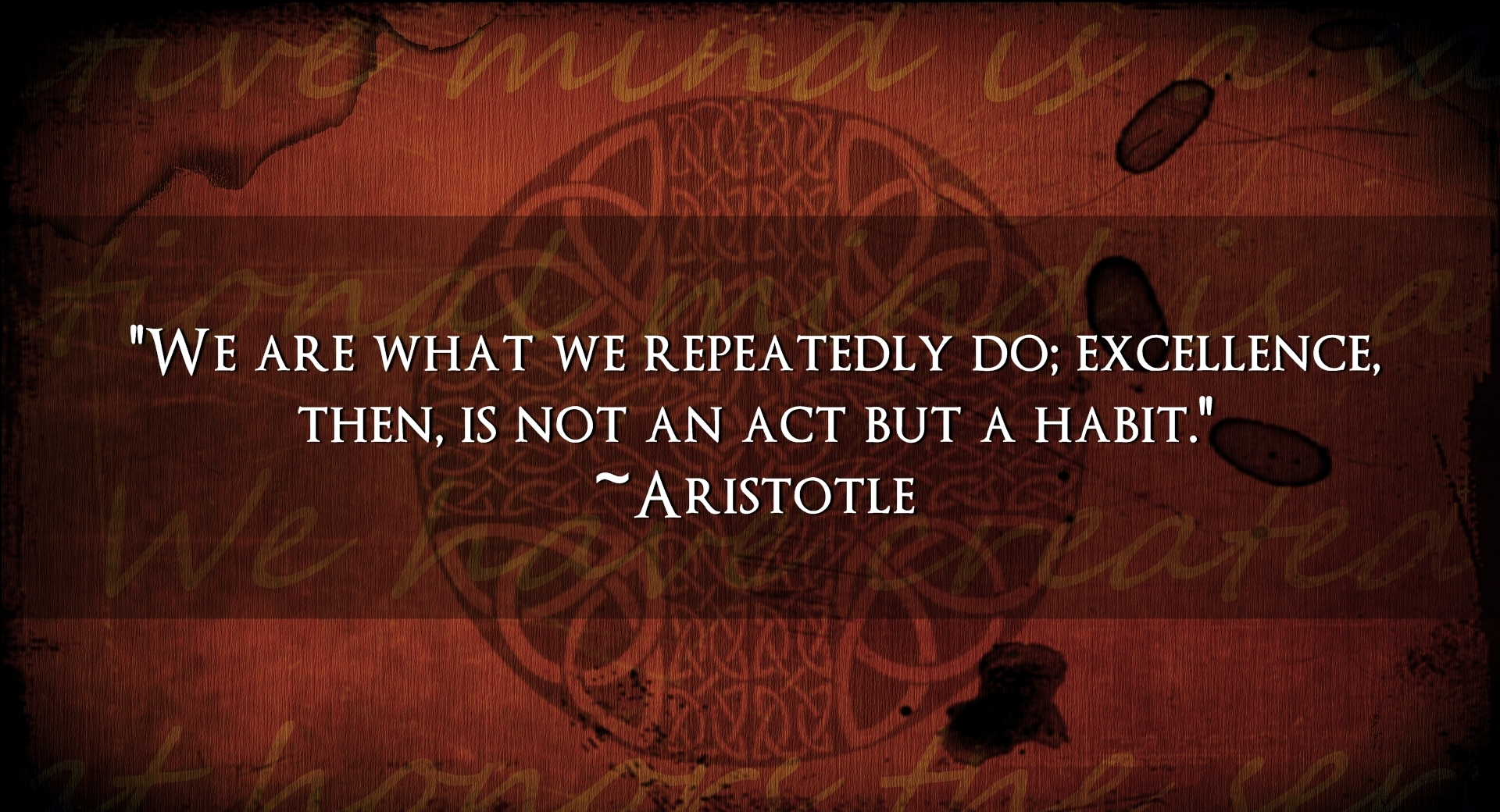 Pftw Aristotle Quote: Famous Quotes From Aristotle