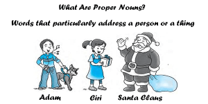 The Use of Proper Nouns In English Grammar
