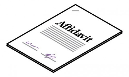How to Write an Affidavit?