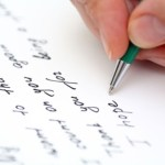 Meet a handwriting analyst who lost weight using handwriting analysis