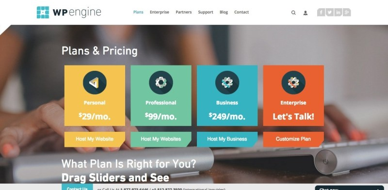 Pricing for Shared and Dedicated Managed WordPress Hosting recommended wordpress hosting