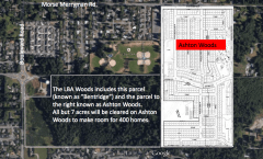 Neighborhood Meeting on Ashton Woods (Trillium) Development