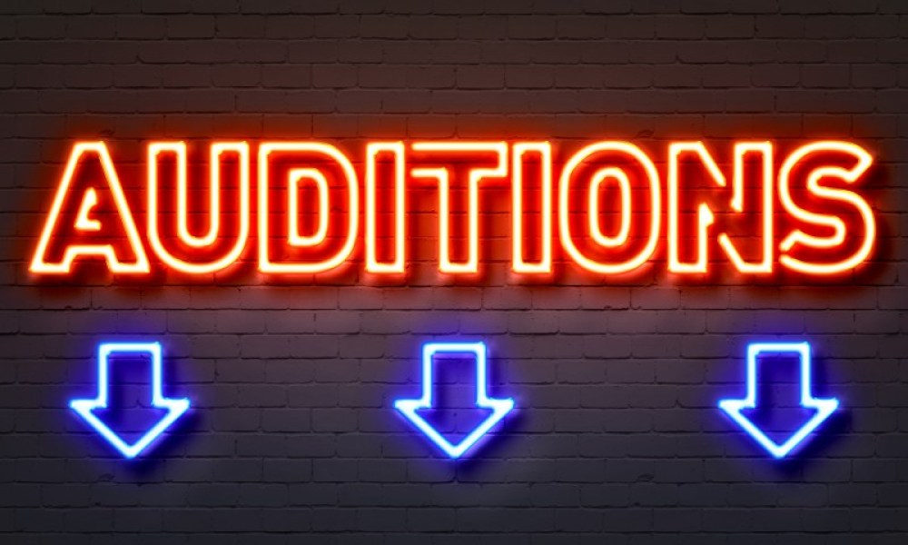 copywriting tests auditions