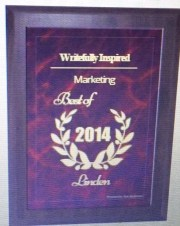 Writefully Inspired Receives Award