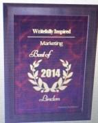 Writefully Inspired Receives Award