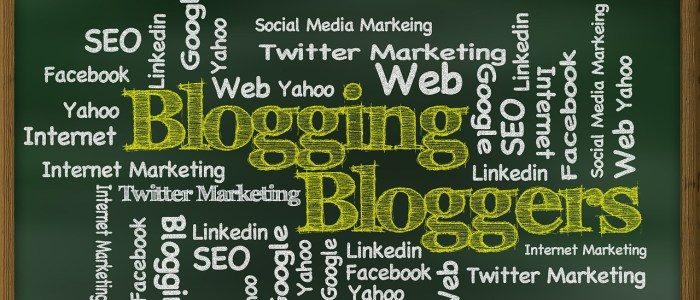 Writers and blogs