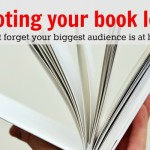 Promoting your book locally