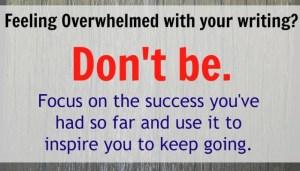 Overwhelmed? Don't be.