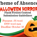 Halloween Contest Opens September 1