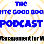 Podcast Episode 1: Time Management For Writers