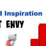 Find Inspiration, Not Envy