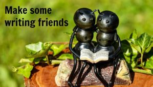 Make Some Writer Friends