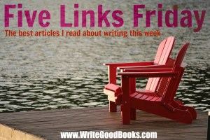 The best articles I read about writing this week.