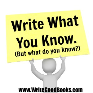 "Is ""Write What You Know"" solid advice for genre fiction? It depends on how you look at it."