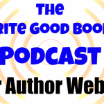 Podcast Episode 29 – Your Author Website