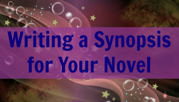 Writing a Synopsis for Your Novel