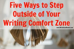 You're not going to continue improving if you're afraid to step outside of your comfort zone.