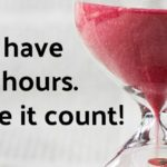 You have two hours to write. Make it count!