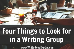 It might not be that difficult to find a writing group, but it's not always so easy to find the right one. Here a some tips on how to find a writing group that is a good fit for you.
