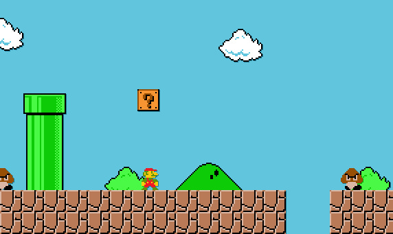 Super Mario and the art of writing fiction