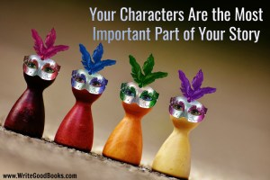 The characters are the most important part of a story. Here is why...