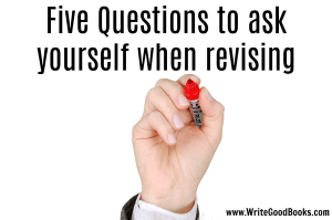 Revision is not an easy process. Try asking yourself these questions as you work your way through it and see what helps.