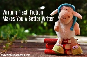 Writing a mere 1000-word story may seem easy, or even pointless, but it will help you improve as a writer.
