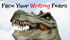 Face your (writing) fears