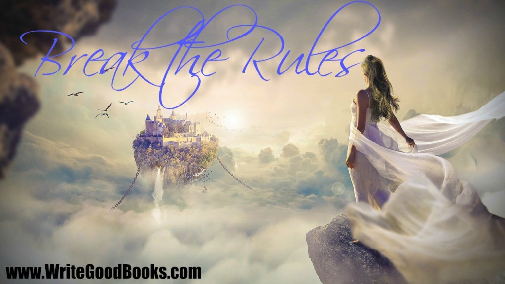 Are you bound by any rules when writing fantasy?