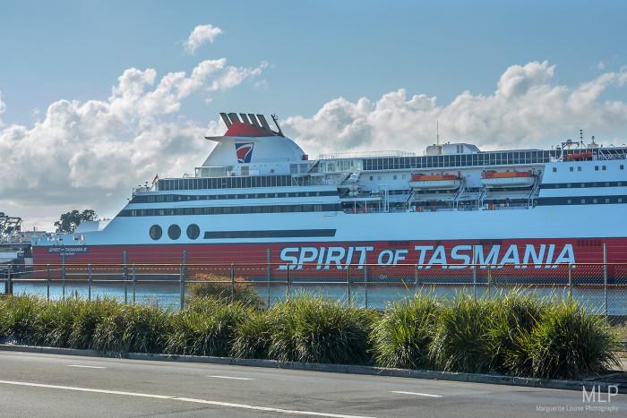 spirit of tasmania, devonport, australia