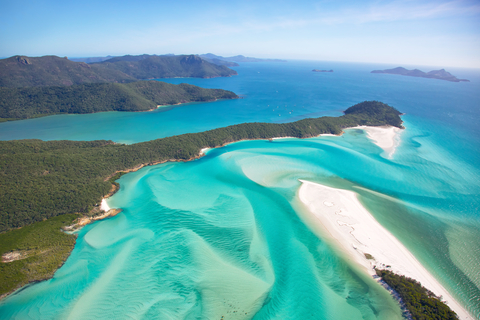 whitsundays, islands, great barrier reef, queensland, australia