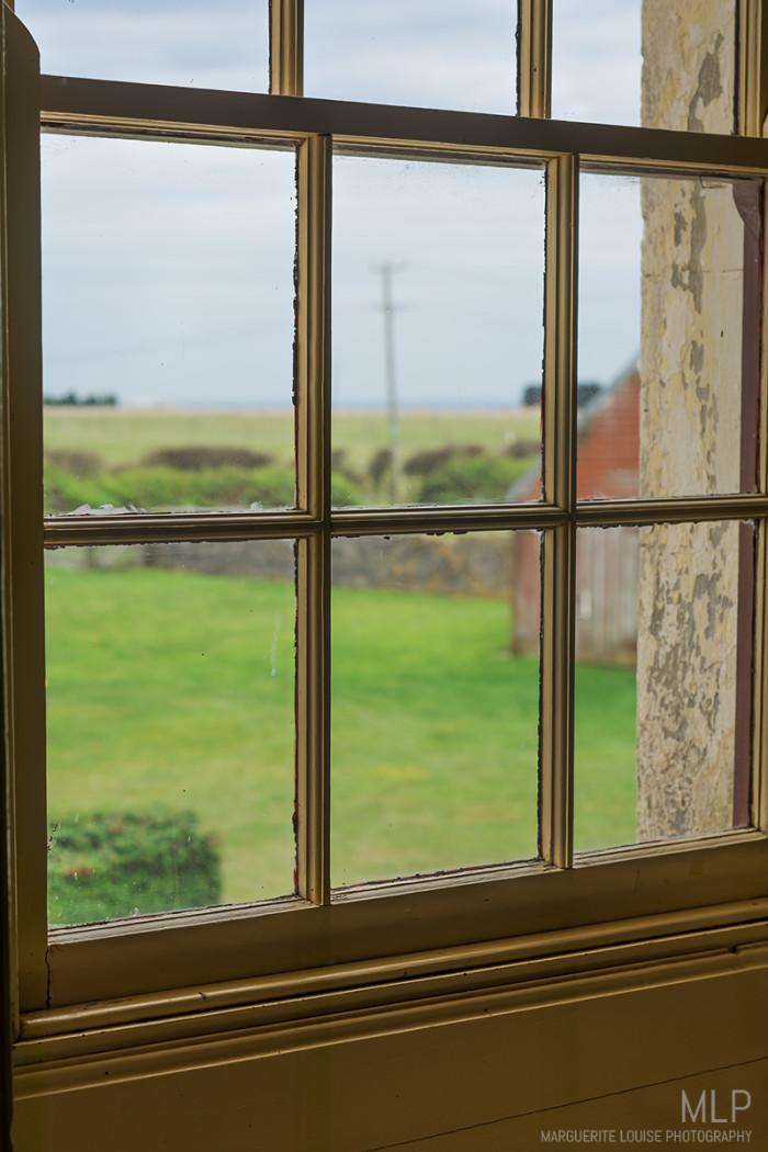 window, view, stanley, highfield house, tasmania