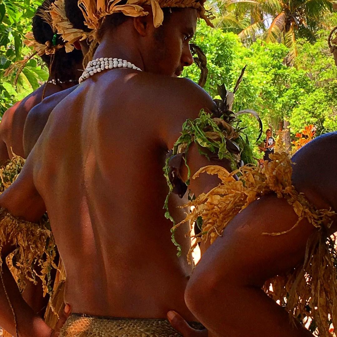Mystery Island, Vanuatu, Island, Beach, South Pacific, Tropical, Men, Dancers